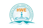 HWE - Guangzhou International Hydrogen-Related Product and Health Product Exhibition 2021. Логотип выставки