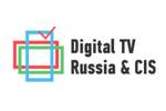 Digital TV Russia & CIS 2019. Логотип выставки