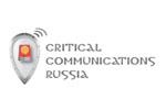 Critical Communications Russia 2021. Логотип выставки