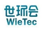 WieTec 2021. Логотип выставки