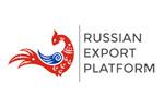 Russian Export Platform 2021. Логотип выставки