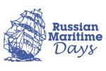 Russian Maritime Days 2021. Логотип выставки