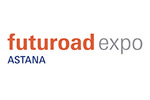 Futuroad Expo Astana 2021. Логотип выставки