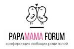 PapaMama Forum 2020. Логотип выставки