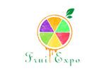 Guangzhou International Fruit Expo 2020. Логотип выставки