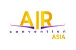 AIR Convention Asia 2020. Логотип выставки