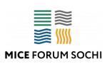 MICE FORUM SOCHI 2020. Логотип выставки