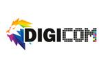 DIGICOM EXPO 2021. Логотип выставки