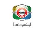 IDEX 2021. Логотип выставки