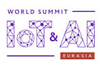IoT&AI World Digital Summit Eurasia 2019. Логотип выставки