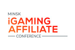 Minsk iGaming Affiliate Conference 2020. Логотип выставки