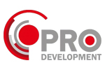 PRO Development в Краснодаре 2019. Логотип выставки