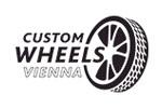 Custom Wheels Vienna 2019. Логотип выставки