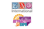 EAG International and the Visitor Attractions Expo 2020. Логотип выставки