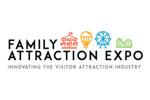Family Attraction Expo 2021. Логотип выставки