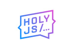 HolyJS 2020. Логотип выставки