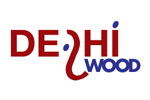 DelhiWood 2019. Логотип выставки