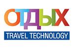 ОТДЫХ Travel Technology 2021. Логотип выставки