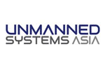 Unmanned Systems Asia 2021. Логотип выставки