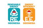 Renewable Energy Indonesia 2019. Логотип выставки