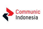Communic Indonesia 2018. Логотип выставки