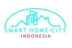 Smart Home+City Indonesia 2022. Логотип выставки