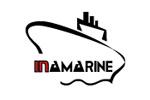 INAMARINE 2022. Логотип выставки