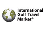 International Golf Travel Market / IGTM 2018. Логотип выставки
