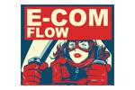 E-COM FLOW 2021. Логотип выставки