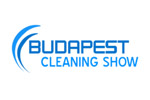Budapest Cleaning Show 2020. Логотип выставки