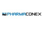 Pharmaconex 2021. Логотип выставки