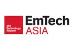 EmTech Asia 2020. Логотип выставки