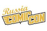 Comic Con Russia 2021. Логотип выставки