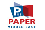 Paper Middle East 2020. Логотип выставки