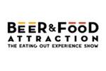 Beer&Food Attraction 2021. Логотип выставки