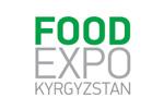 FoodExpo Kyrgyzstan 2020. Логотип выставки