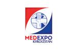 MedExpo Kyrgyzstan 2022. Логотип выставки
