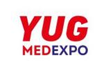 MedExpo YUG 2020. Логотип выставки