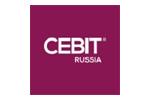 CEBIT Russia 2018. Логотип выставки