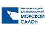 Международный дальневосточный морской салон 2018. Логотип выставки