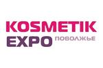 KOSMETIK EXPO Поволжье 2021. Логотип выставки