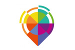Развитие городских агломераций России 2019. Логотип выставки