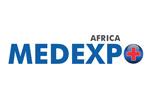 MEDEXPO AFRICA 2021. Логотип выставки