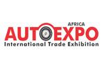 AUTOEXPO Africa 2020. Логотип выставки