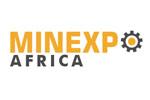 Minexpo Africa 2021. Логотип выставки