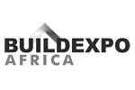 Buildexpo Africa 2021. Логотип выставки