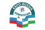 EXPO-RUSSIA UZBEKISTAN 2021. Логотип выставки