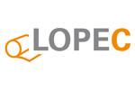 LOPEC 2021. Логотип выставки