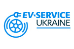 EV-Service Ukraine 2018. Логотип выставки