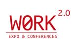 Work 2.0 2019. Логотип выставки